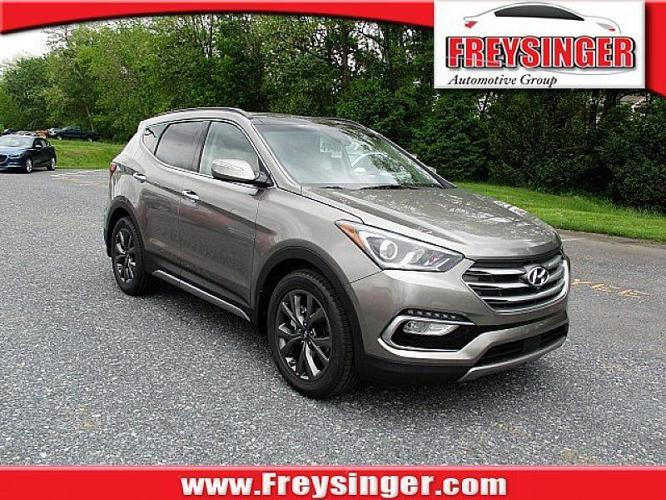 2017 hyundai santa fe sport 2 0t ultimate awd 2 0t ultimate 4dr suv for sale in defense depot. Black Bedroom Furniture Sets. Home Design Ideas