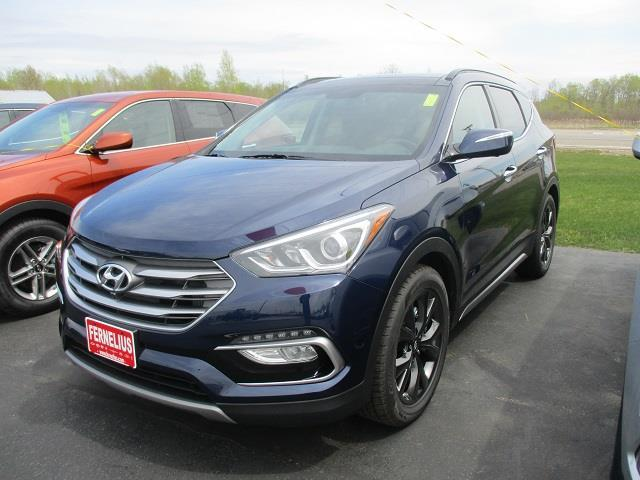 2017 hyundai santa fe sport 2 0t ultimate awd 2 0t ultimate 4dr suv for sale in sault sainte. Black Bedroom Furniture Sets. Home Design Ideas