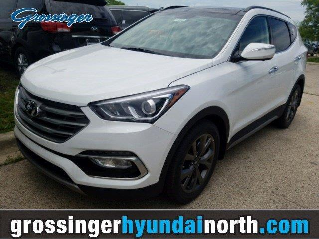 2017 hyundai santa fe sport 2 0t ultimate awd 2 0t ultimate 4dr suv for sale in lincolnwood. Black Bedroom Furniture Sets. Home Design Ideas