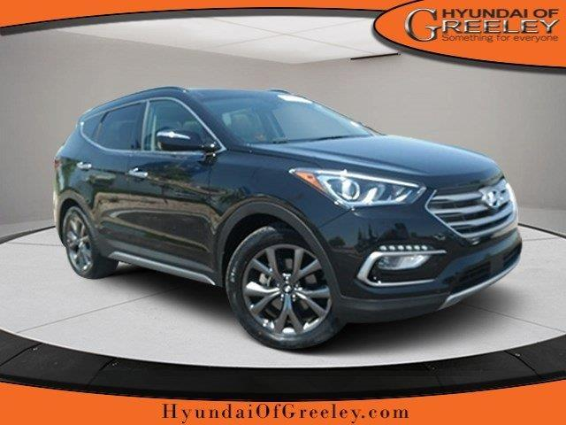 2017 hyundai santa fe sport 2 0t ultimate awd 2 0t ultimate 4dr suv for sale in greeley. Black Bedroom Furniture Sets. Home Design Ideas