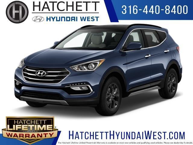 2017 Hyundai Santa Fe Sport 2 4l 2 4l 4dr Suv For Sale In