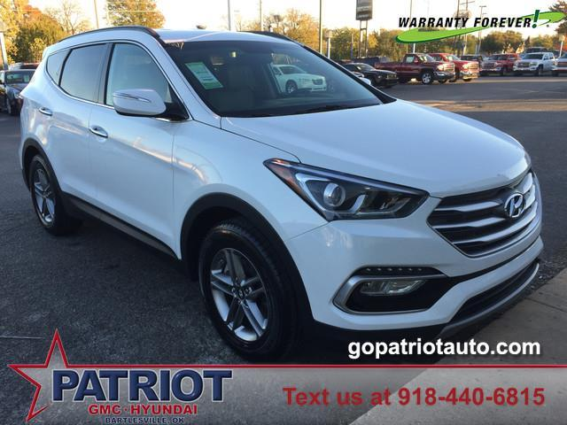 Patriot Gmc Bartlesville >> 2017 Hyundai Santa Fe Sport 2.4L 2.4L 4dr SUV for Sale in Bartlesville, Oklahoma Classified ...