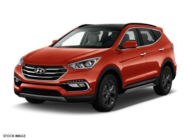 2017 Hyundai Santa Fe Sport 2.4L 2.4L 4dr SUV