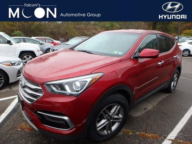 2017 hyundai santa fe sport 2 4l awd 2 4l 4dr suv for sale in coraopolis pennsylvania. Black Bedroom Furniture Sets. Home Design Ideas