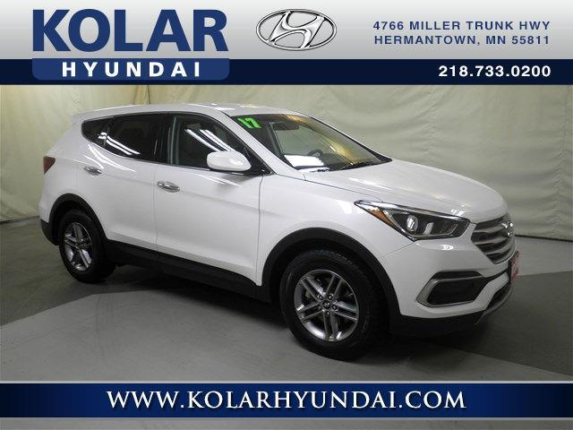 2017 hyundai santa fe sport 2 4l awd 2 4l 4dr suv for sale in duluth minnesota classified. Black Bedroom Furniture Sets. Home Design Ideas