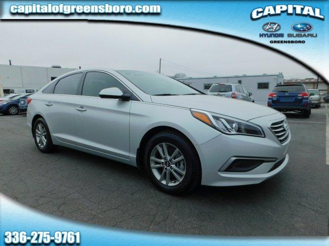 2017 Hyundai Sonata Eco For Sale In Greensboro North