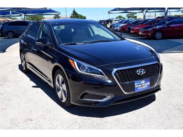 2017 Hyundai Sonata Hybrid Limited Limited 4dr Sedan W