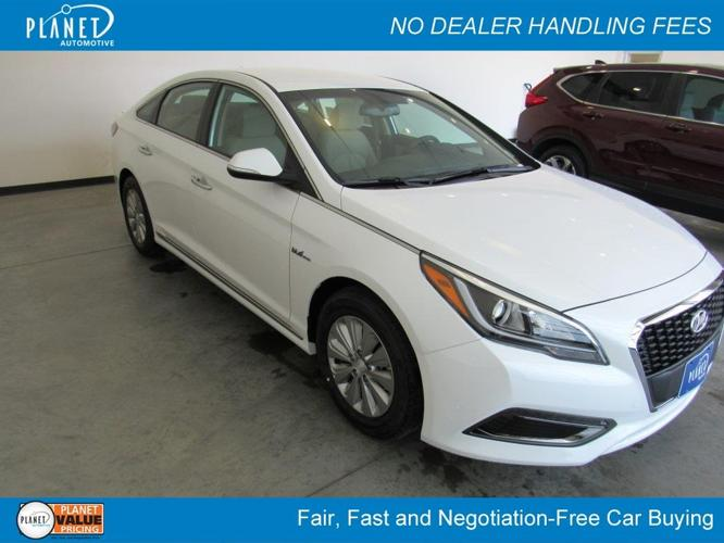 2017 hyundai sonata hybrid se se 4dr sedan for sale in lakewood colorado classified. Black Bedroom Furniture Sets. Home Design Ideas