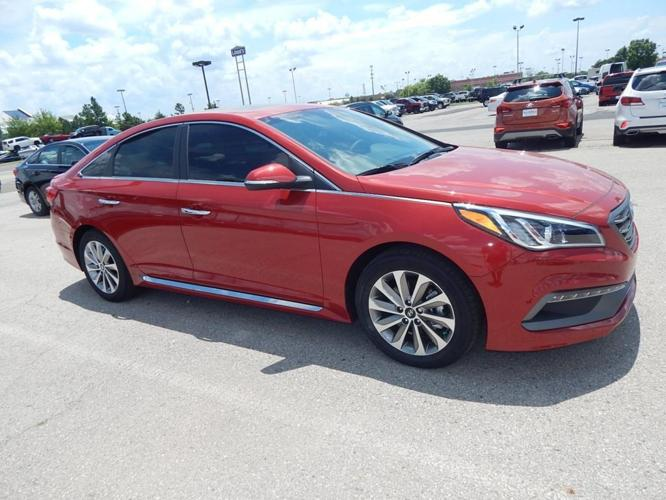 2017 hyundai sonata limited limited 4dr sedan for sale in norman oklahoma classified. Black Bedroom Furniture Sets. Home Design Ideas