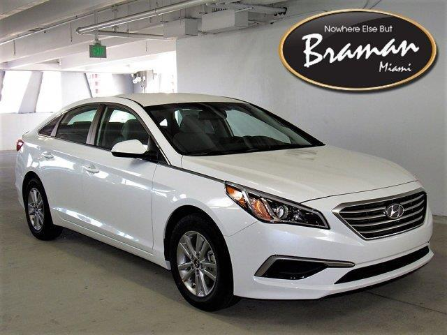 2017 hyundai sonata se se 4dr sedan for sale in miami. Black Bedroom Furniture Sets. Home Design Ideas