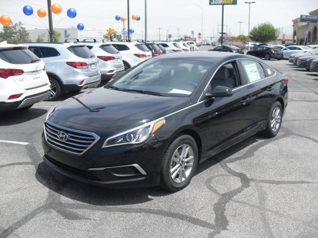 2017 hyundai sonata se se 4dr sedan pzev for sale in el. Black Bedroom Furniture Sets. Home Design Ideas
