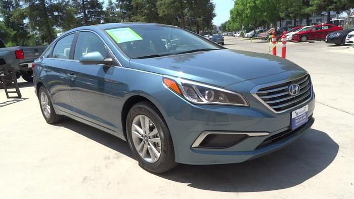 2017 hyundai sonata se se 4dr sedan pzev for sale in fresno california classified. Black Bedroom Furniture Sets. Home Design Ideas