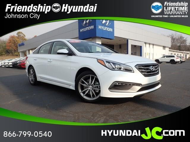 2017 hyundai sonata sport 2 0t sport 2 0t 4dr sedan for sale in johnson city tennessee. Black Bedroom Furniture Sets. Home Design Ideas