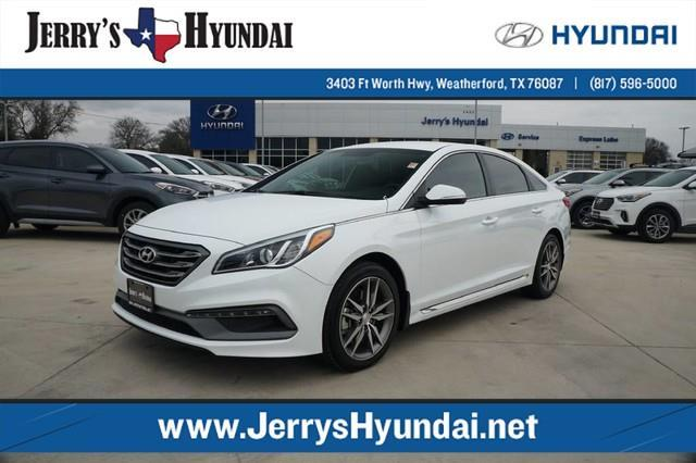 2017 hyundai sonata sport 2 0t sport 2 0t 4dr sedan for sale in weatherford texas classified. Black Bedroom Furniture Sets. Home Design Ideas