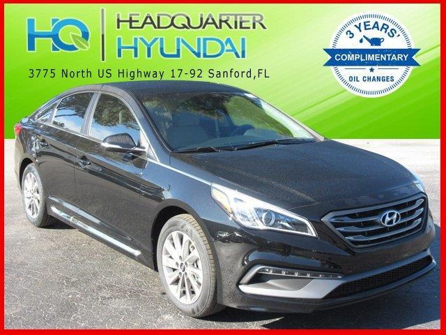 2017 Hyundai Sonata Sport Sport 4dr Sedan