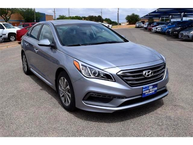 2017 hyundai sonata sport sport 4dr sedan for sale in lubbock texas classified. Black Bedroom Furniture Sets. Home Design Ideas