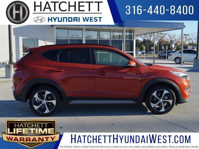 2017 Hyundai Tucson Eco Eco 4dr Suv For Sale In Wichita
