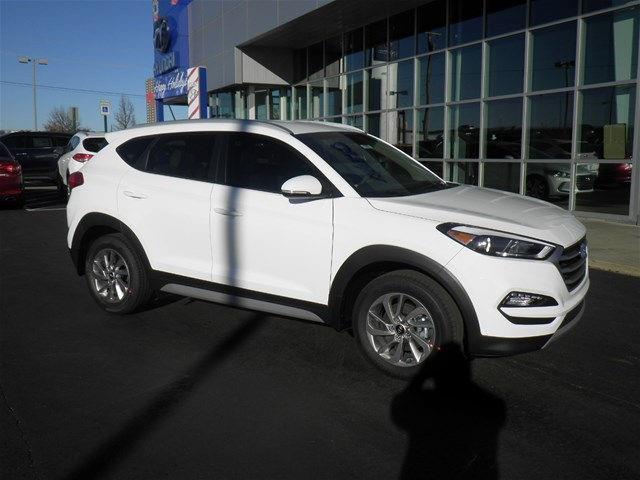 2017 Hyundai Tucson Eco Eco 4dr SUV