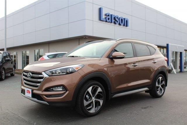2017 Hyundai Tucson Limited Awd Limited 4dr Suv For Sale