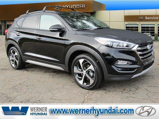 2017 Hyundai Tucson Limited Limited 4dr SUV