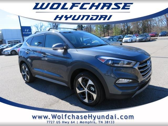 2017 Hyundai Tucson Night Night 4dr SUV