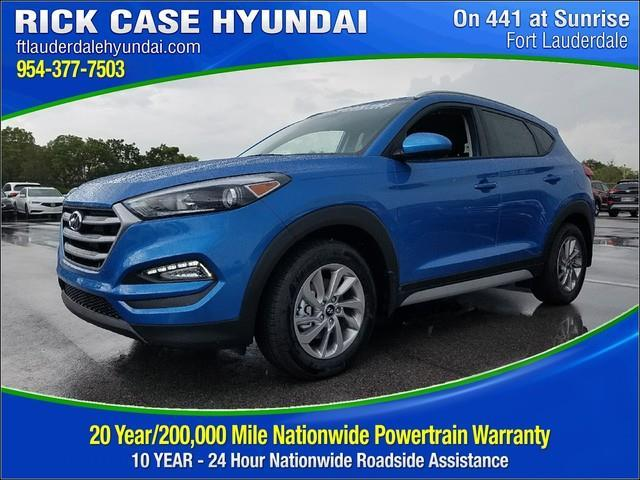 2017 Hyundai Tucson SE SE 4dr SUV for Sale in Davie