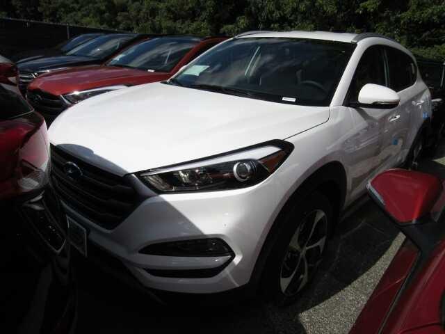 2017 Hyundai Tucson Sport AWD Sport 4dr SUV