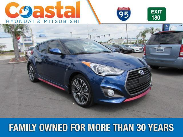 2017 Hyundai Veloster Turbo R-Spec R-Spec 3dr Coupe