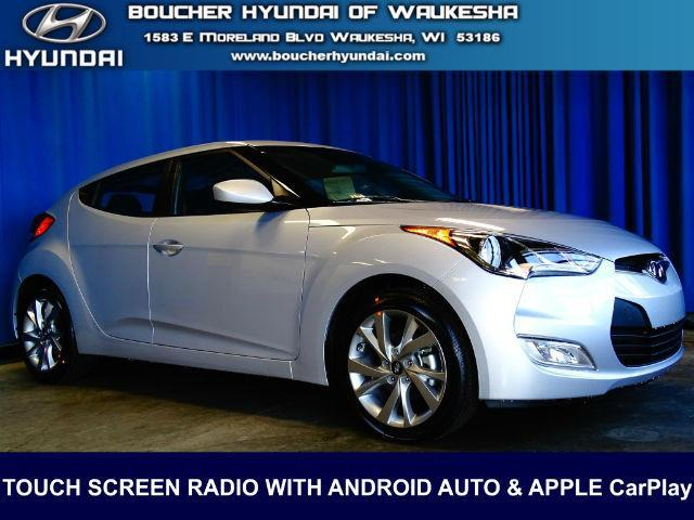 2017 hyundai veloster value edition value edition 3dr coupe for sale in waukesha wisconsin. Black Bedroom Furniture Sets. Home Design Ideas