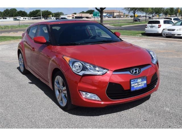 2017 hyundai veloster value edition value edition 3dr coupe for sale in lubbock texas. Black Bedroom Furniture Sets. Home Design Ideas