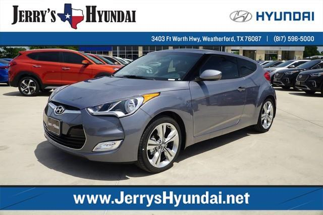 2017 hyundai veloster value edition value edition 3dr coupe for sale in weatherford texas. Black Bedroom Furniture Sets. Home Design Ideas