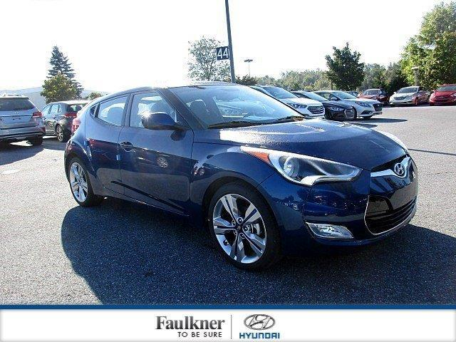 2017 Hyundai Veloster Value Edition Value Edition 3dr