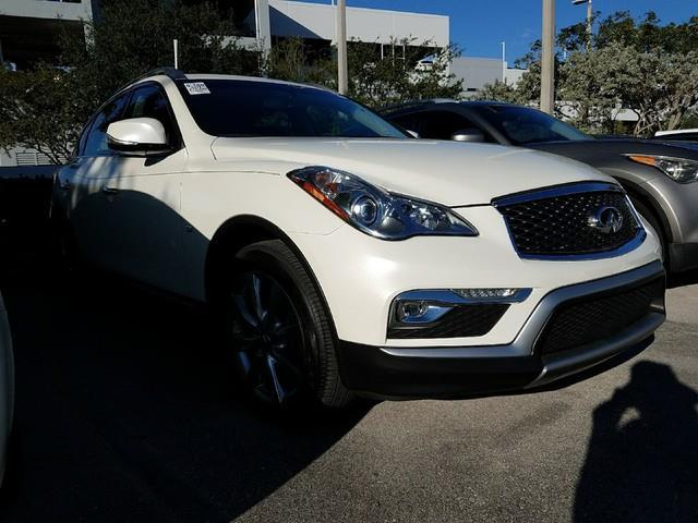 2017 INFINITI QX50 Base 4dr Crossover