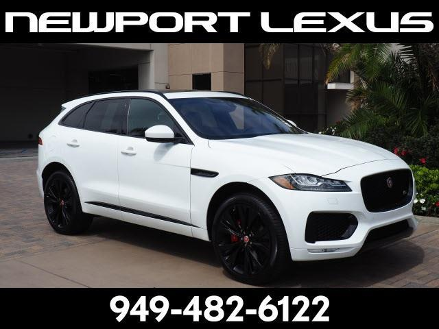 2017 jaguar f pace s awd s 4dr suv for sale in newport beach california classified. Black Bedroom Furniture Sets. Home Design Ideas