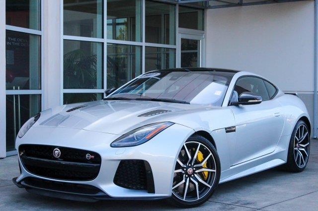 2017 jaguar f type svr awd svr 2dr coupe for sale in bellevue washington classified. Black Bedroom Furniture Sets. Home Design Ideas