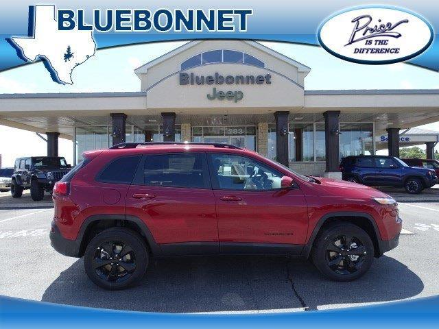 2017 jeep cherokee high altitude 4x4 high altitude 4dr suv for sale in canyon lake texas. Black Bedroom Furniture Sets. Home Design Ideas
