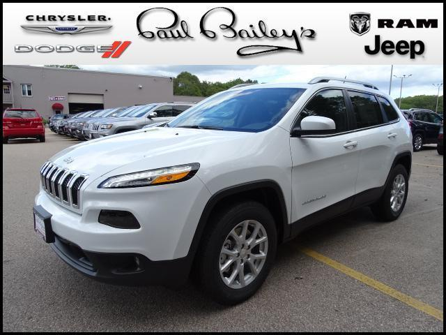 2017 jeep cherokee latitude 4x4 latitude 4dr suv for sale in north kingstown rhode island. Black Bedroom Furniture Sets. Home Design Ideas