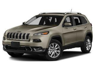 2017 Jeep Cherokee Limited 4x4 Limited 4dr SUV