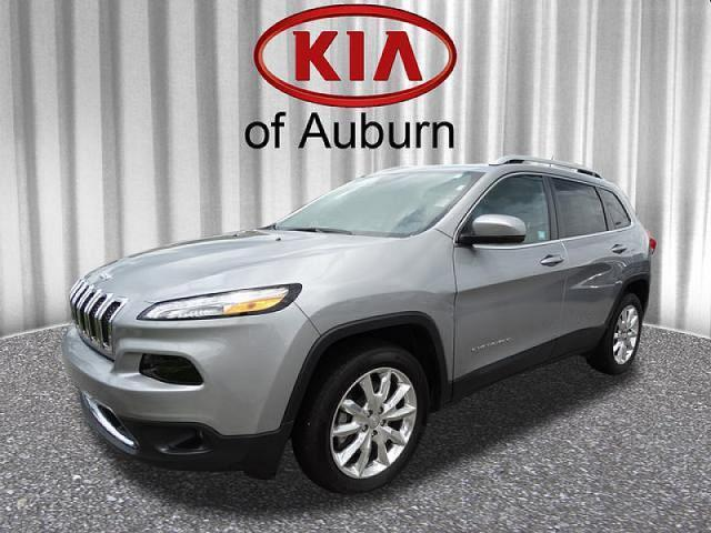 2017 jeep cherokee limited limited 4dr suv for sale in auburn alabama classified. Black Bedroom Furniture Sets. Home Design Ideas