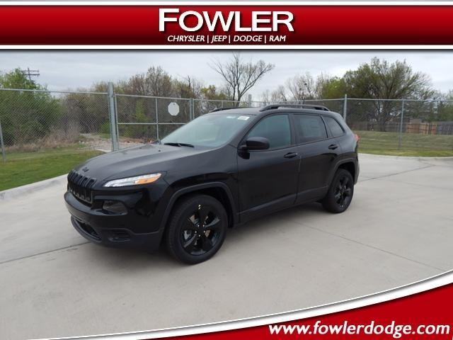 2017 jeep cherokee sport altitude sport altitude 4dr suv for sale in oklahoma city oklahoma. Black Bedroom Furniture Sets. Home Design Ideas