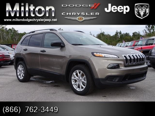 2017 Jeep Cherokee Sport Sport 4dr Suv For Sale In Milton Florida Classified