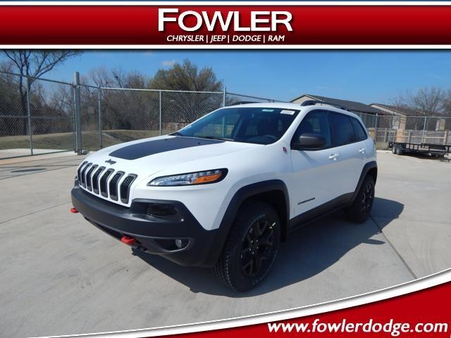 2017 jeep cherokee trailhawk 4x4 trailhawk 4dr suv for sale in oklahoma city oklahoma. Black Bedroom Furniture Sets. Home Design Ideas