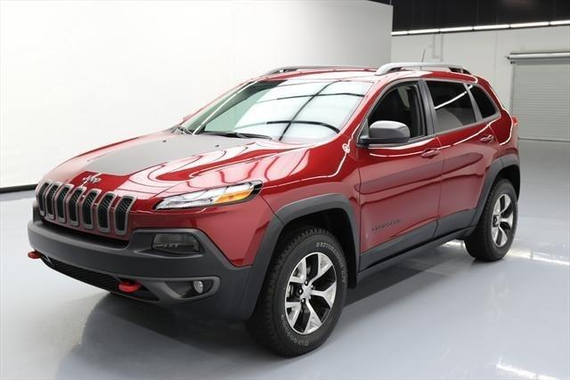 2017 jeep cherokee trailhawk 4x4 trailhawk 4dr suv for sale in houston texas classified. Black Bedroom Furniture Sets. Home Design Ideas