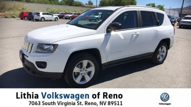 2017 Jeep Compass 4WD Sport