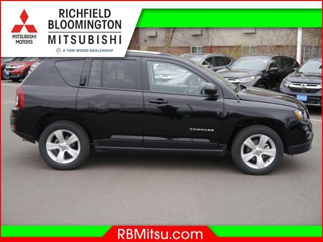 2017 jeep compass high altitude 4x4 high altitude 4dr suv for sale in minneapolis minnesota. Black Bedroom Furniture Sets. Home Design Ideas