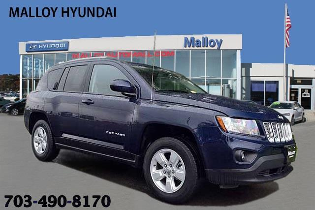 2017 jeep compass high altitude high altitude 4dr suv for sale in woodbridge virginia. Black Bedroom Furniture Sets. Home Design Ideas