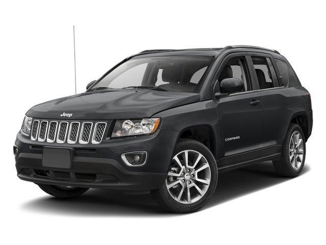 2017 Jeep Compass Sport Sport 4dr SUV