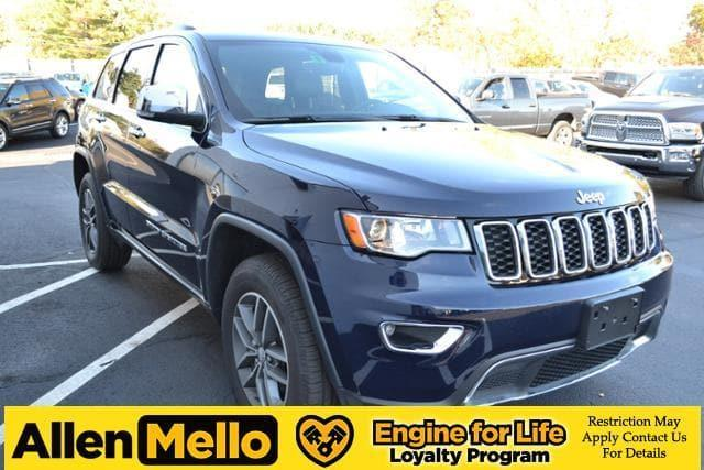 2017 jeep grand cherokee limited 4x4 limited 4dr suv for sale in nashua new hampshire. Black Bedroom Furniture Sets. Home Design Ideas