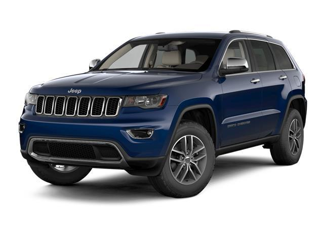 2017 Jeep Grand Cherokee Limited 4x4 Limited 4dr SUV