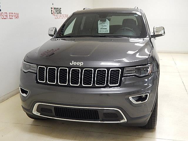 2017 jeep grand cherokee limited 4x4 limited 4dr suv for - 2017 jeep cherokee limited interior ...